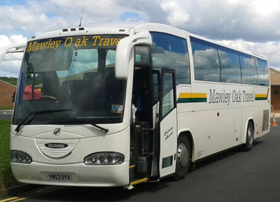 Airport & Seaport transfers from Mawley Oak Travel