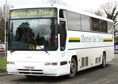 Corporate Transport from Mawley Oak Travel